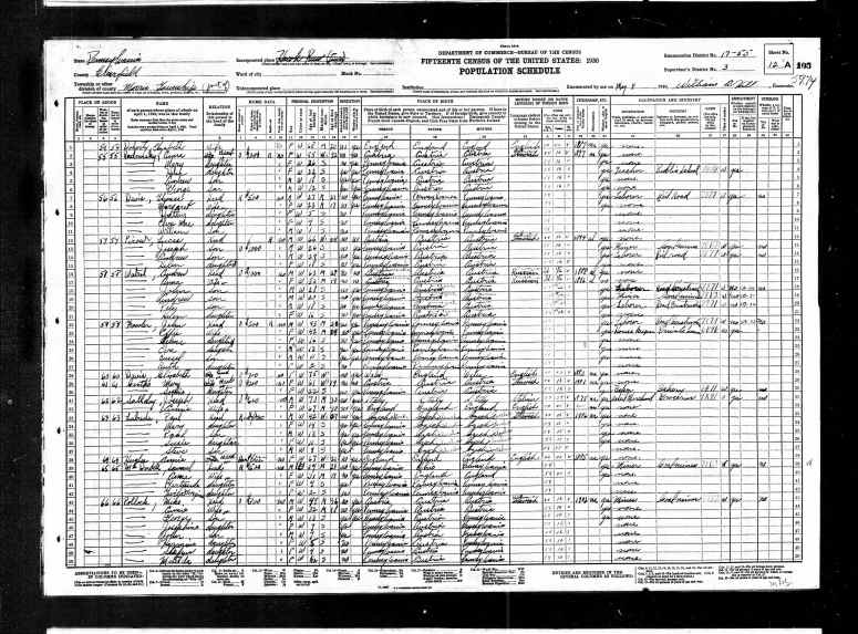 1930 United States Federal Census-174